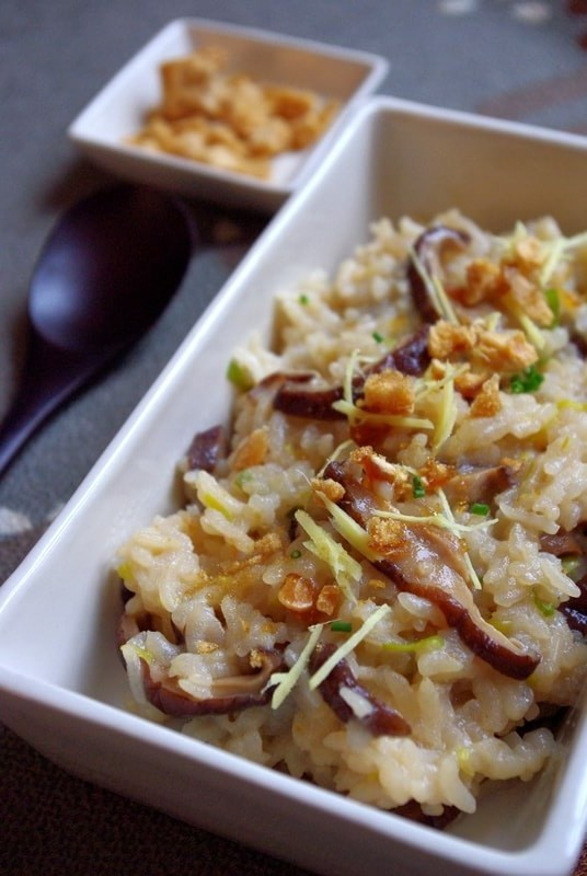 risotto-champignon