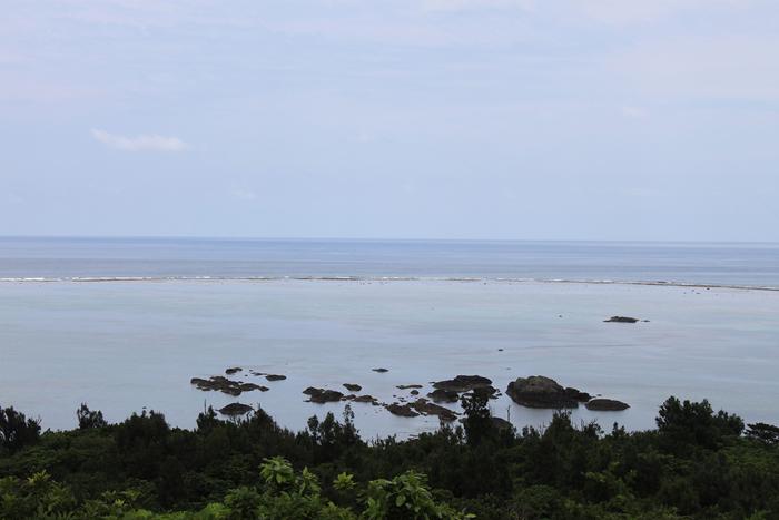 Autre vue de la baie d'Ishigaki Jima.