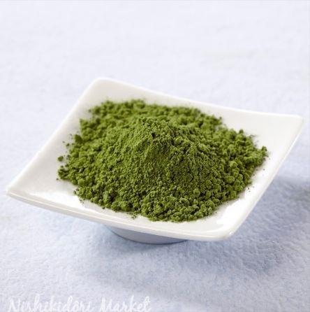 Du thé Matcha Evergreen premium spécial pâtisserie.