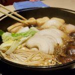 Dégustation du boeuf Matsusuka au restaurant Matsujuu