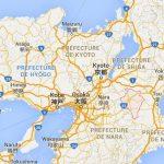 Iga se situe au nord-ouest de la Préfecture de Mie