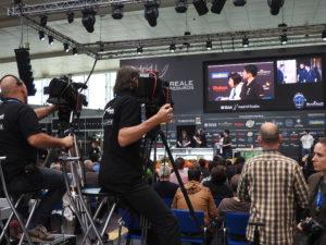 Plateau TV - Madrid Fusion : un salon particulièrement médiatisé (image Nishikidôri).