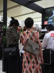 Les espagnols sont particulièrement intéressés par la cuisine japonaise et notamment le Katsuobushi (image Nishikidôri).