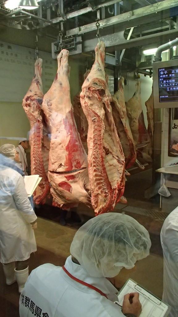Enchères de bœuf Wagyu, réservées aux initiés