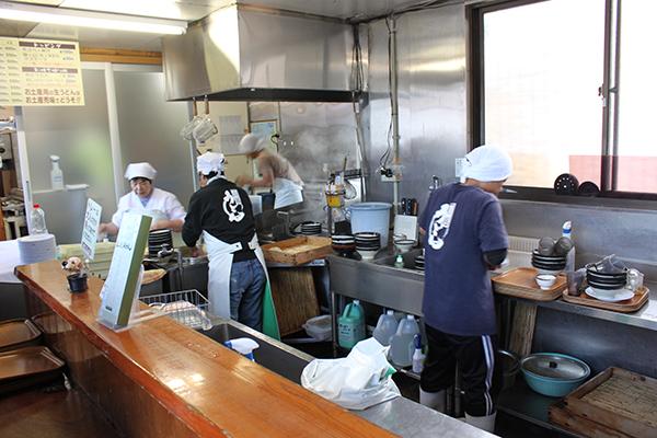Cuisine de l'établissement Yamagoe San