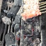 Le charbon de bois blanc Binchotan