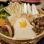 Légumes pour sukiyaki