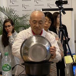 Chef Kenichi Iwasaki